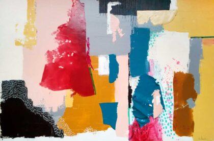 PICTOCLUB Painting - TIMES - Marta Besada