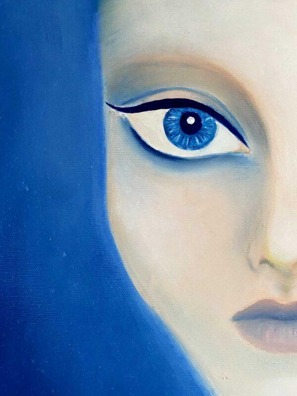 PICTOCLUB Painting - SHE - Romana Chudá