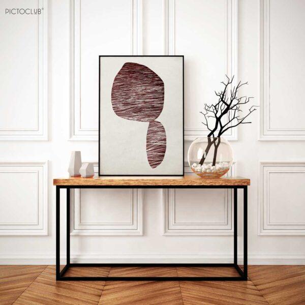 PICTOCLUB Painting - POEME Nr 1 - Pictoclub Originals