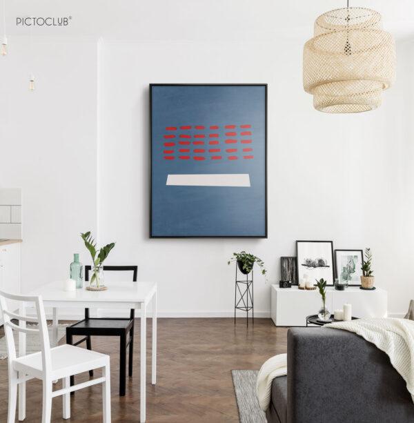 PICTOCLUB Painting - BUSHIDO - Pictoclub Originals