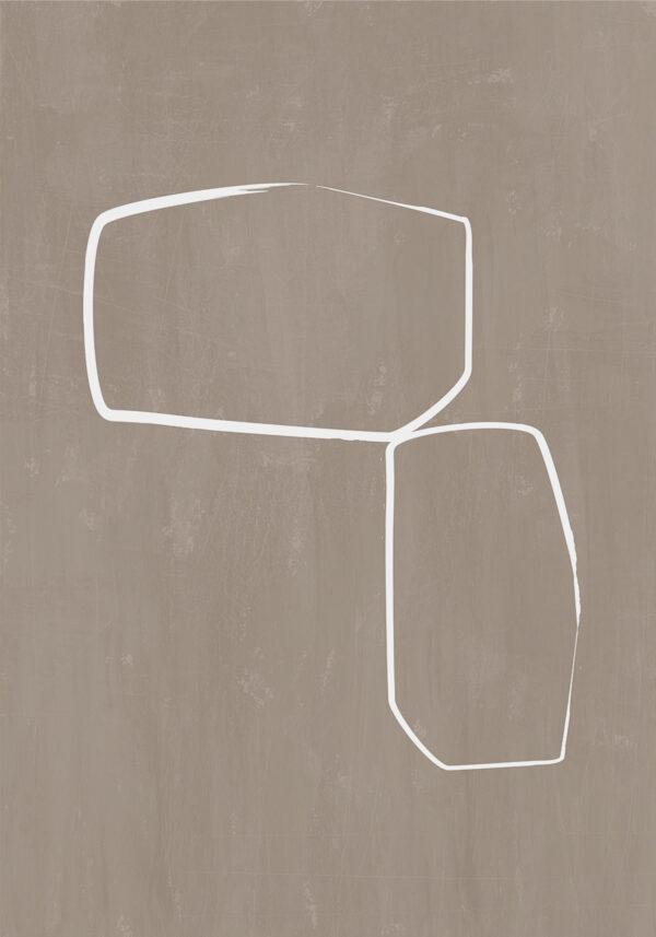 PICTOCLUB Painting - COPENHAGUE Nr. 2 - Pictoclub Originals