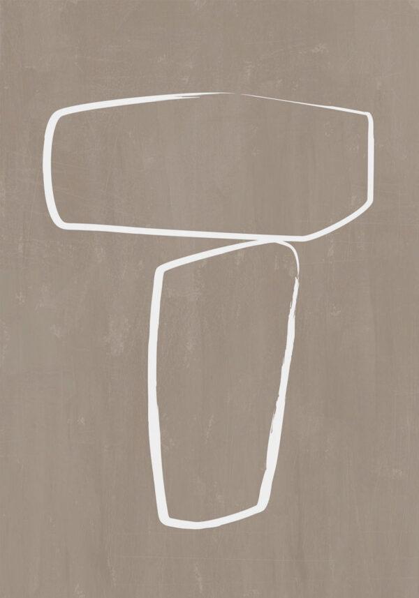 PICTOCLUB Painting - COPENHAGUE Nr. 3 - Pictoclub Originals