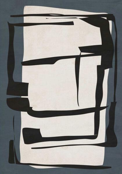 PICTOCLUB Painting - ENIGMA NR 2 - Pictoclub Originals