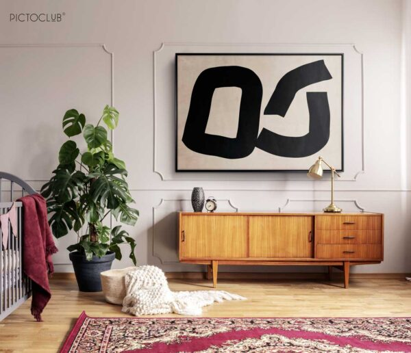 PICTOCLUB Painting - OSLO Nr 3 - Pictoclub Originals