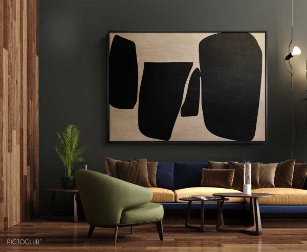 PICTOCLUB Painting - SAMBURU Vol. 3- Pictoclub Originals