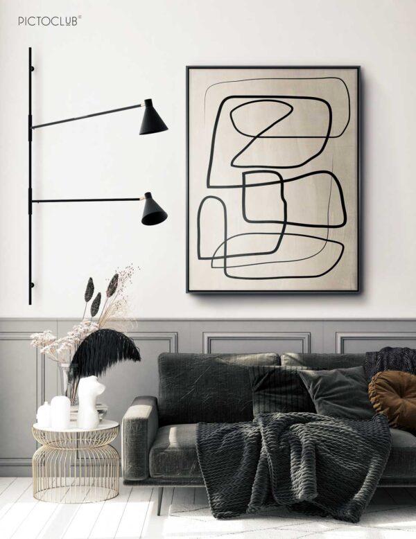 PICTOCLUB Painting - ENGAGED - Pictoclub Originals