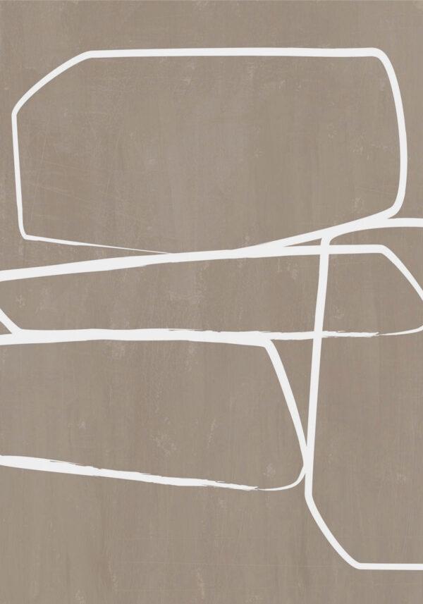 PICTOCLUB Painting - COPENHAGUE-Nr. 4 - Pictoclub Originals