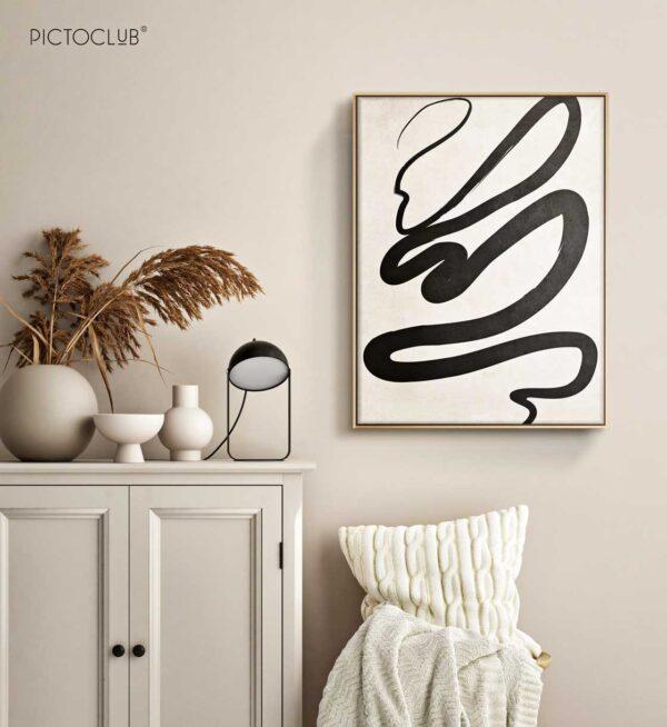 PICTOCLUB Painting - VORMA NR 1 - Pictoclub Originals
