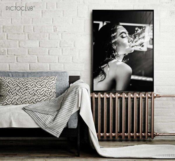 PICTOCLUB Photographs - MORNING CIGARETTE - Pictoclub Originals