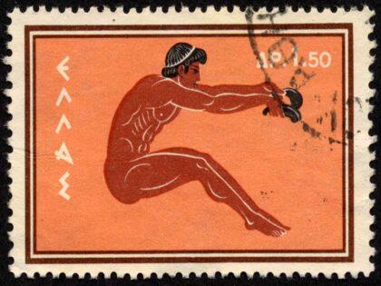PICTOCLUB Photographs - GREEK ATHLETE- Pictoclub Originals