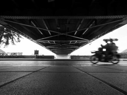 PICTOCLUB Photographs - UNDER THE BRIDGE - Pictoclub Originals