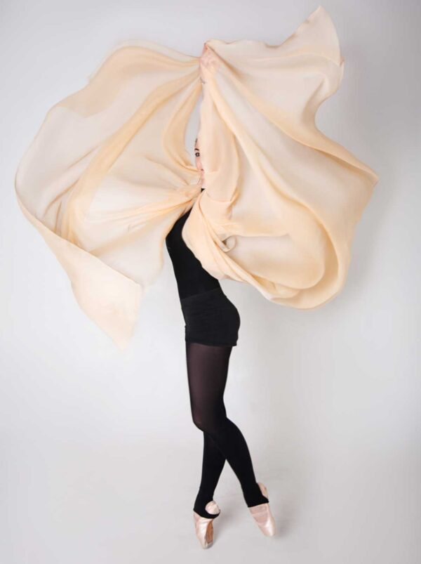 PICTOCLUB Photographs - DANCING IN SILK - Pictoclub Originals
