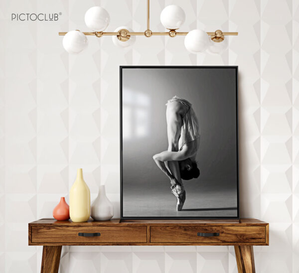 PICTOCLUB Photographs - BALLET DANCER - Pictoclub Originals