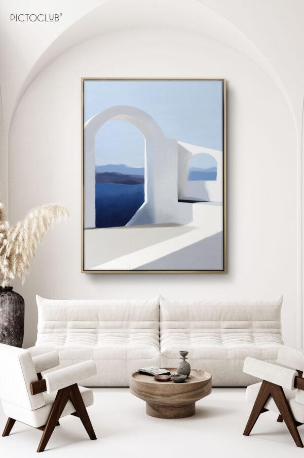 PICTOCLUB Painting - TASOS - Pictoclub Originals