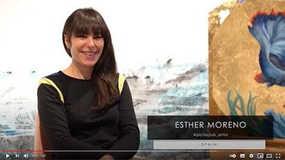 Esther Moreno - Pictoclub - Artists
