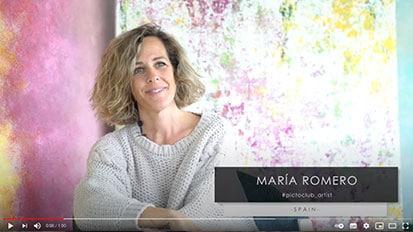 María Romero - Pictoclub Artists