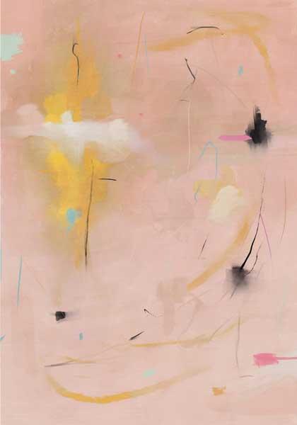 PICTOCLUB Painting - PINK DREAMS - Pictoclub Originals