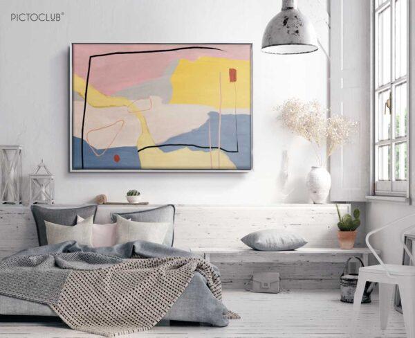 PICTOCLUB Painting - THERABITIA - Pictoclub Originals