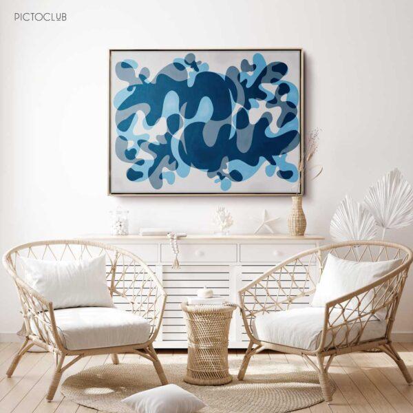 PICTOCLUB Painting - MENORCA - Pictoclub Originals