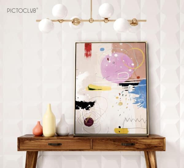 PICTOCLUB Painting - FELICITY 1 - Pictoclub Originals