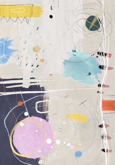 PICTOCLUB Painting - FELICITY 2 - Pictoclub Originals