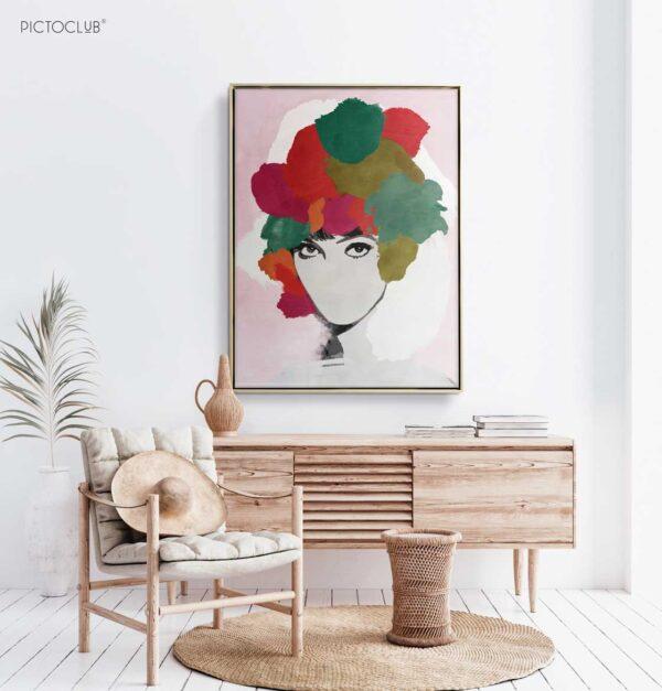 PICTOCLUB Painting - JOANNA - Pictoclub Originals