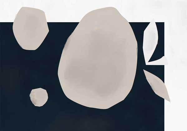 PICTOCLUB Painting - FALLEN-APPLE - Pictoclub Originals
