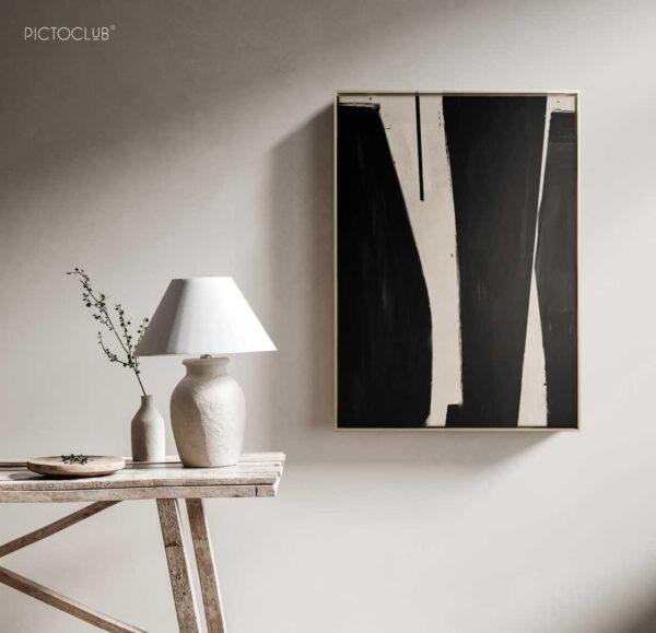 PICTOCLUB Painting - SEB00114 TOPOGRAPHY Vol. 1 - Pictoclub Originals