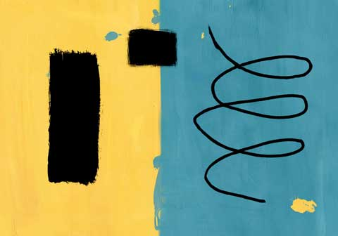PICTOCLUB Painting - DAY & NIGHT - Pictoclub Originals