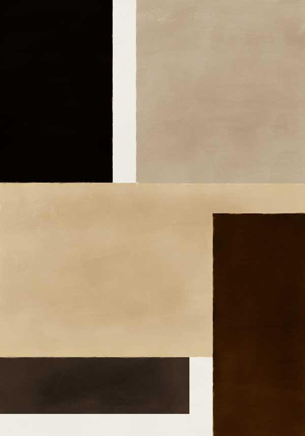 PICTOCLUB Painting - DESERT LAND - Pictoclub Originals