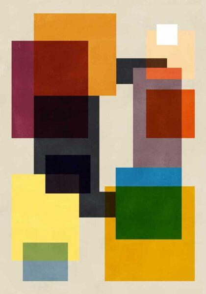 PICTOCLUB Painting - ALLEGRO Nr. 4 - Pictoclub Originals