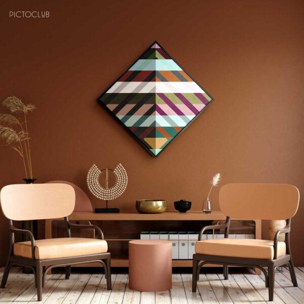 PICTOCLUB Painting - PARADIGM 303- Pictoclub Originals