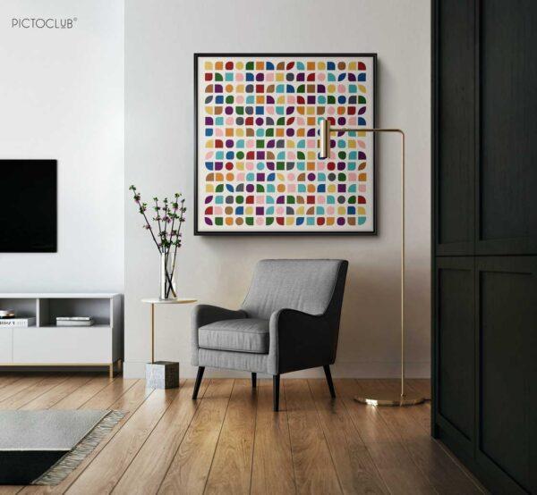 PICTOCLUB Painting - BLOSSOM - Pictoclub Originals